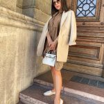 Camel zakó kabát