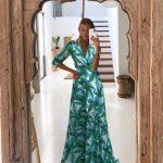 Jungle Maxi ruha